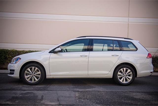 Photo of 2017 Volkswagen SportWagen 4Motion by Vince Taroc.