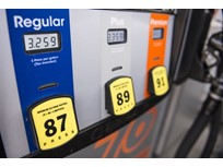 Gasoline Falls to $2.56 Per Gallon