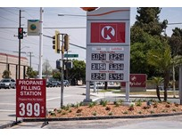 Gasoline Price Declines to $2.34 Per Gallon