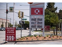 Gasoline Jumps to $2.56 Per Gallon