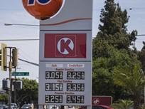 Gasoline Price Reaches Three-Year High