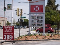 Gasoline Falls to $2.25 Per Gallon