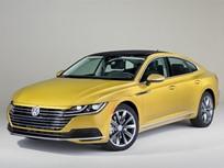 Volkswagen Debuts 2019 Arteon Sedan