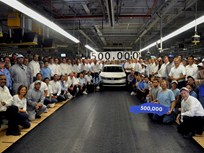 Volkswagen Manufactures 500,000th Passat