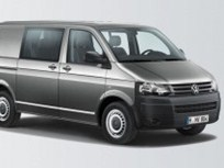 Volkswagen Introduces Transporter Kombi Doka Plus Van