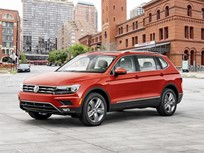 Volkswagen Stretches Tiguan for 2018