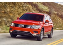 Longer 2018 Tiguan Starts at $26,245