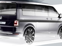 VW Reveals Concept for Sixth-Generation Transporter