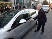 GM's Akerson Testifies Before U.S. House Subcommittee Regarding the Volt's Safety