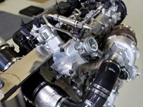 Volvo Produces 450 hp Four-Cylinder Engine