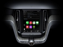 Volvo Gives XC90 CarPlay Preview