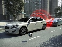 Volvo Collision Avoidance Tech Cuts Crash Claims