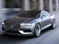 Volvo Previews its Concept Coupe