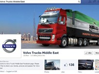Volvo Trucks Turns to Facebook for Middle East