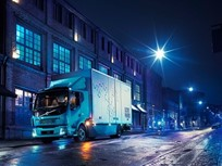 Volvo Unveils All-Electric Truck for Europe