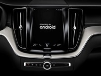 Google to Develop Volvo's Future Infotainment System