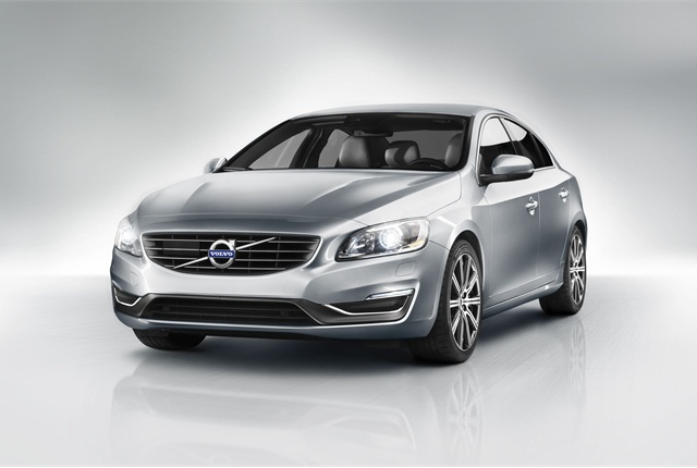 The 2014-MY Volvo S60. Photo courtesy Volvo Cars North America.
