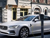 Volvo Wants Standardized EV Charging