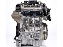 Volvo Testing Three-Cylinder Gasoline Engine