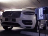 Volvo XC90 Plug-in Hybrid Offers Standard Dual-Voltage Charger
