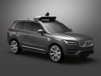 Uber Ends Autonomous Car Testing in California