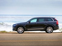 Volvo Recalls XC90 SUVs for Air Bag