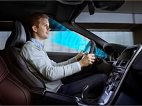 Volvo Dashboard Sensors Take Aim at Drowsy Driving