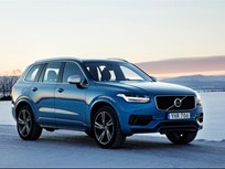 Volvo Recalls XC90 for Seat Belt Retractor