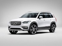 Volvo Recalls XC90 for Third-Row Air Bags