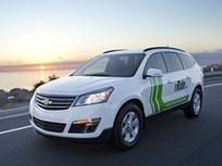 Van Pool Provider vRide Adds 1,700 Chevrolet Vans, SUVs