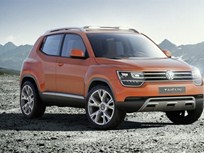 VW's Advanced Taigun SUV Debuts at New Delhi Auto Expo