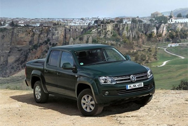 Photo of Amarok courtesy of Vokswagen.