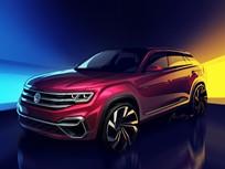Volkswagen to Offer 5-Passenger Atlas