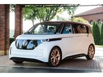 Volkswagen's Electric Microbus Earns Award