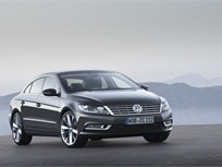 Volkswagen Shares Details on 2013-MY CC