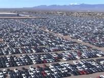 Volkswagen Storing 300,000 Diesels Around U.S.