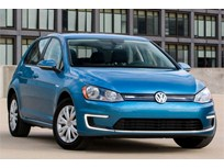 VW e-Golf Price Falls With New Base Trim Model