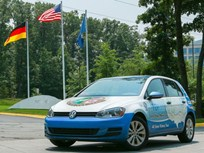 VW Golf TDI Sets Record of 81 MPG