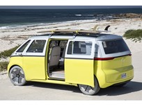 Volkswagen's Electric Minibus to Arrive in 2022