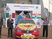 VW India Marks Record With Shipment to Mexico