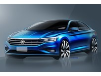 VW to Reveal Next-Gen 2019 Jetta in Detroit