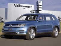 Volkswagen to Produce Mid-Size SUV