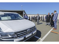 VW's New California Port Should Lower Order-to-Delivery Times