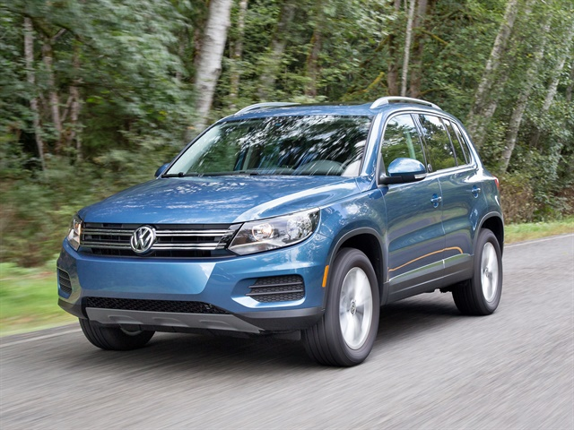 vw to offer pair of tiguan suvs news automotive fleet. Black Bedroom Furniture Sets. Home Design Ideas