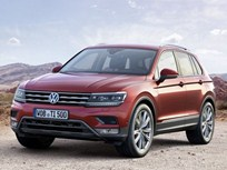 VW Shows Next-Gen Tiguan SUV