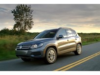 Volkswagon Recalls Tiguan Limited for Air Bags