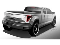 Workhorse to Present Working Hybrid Pickup Concept