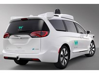 Waymo Adds 500 More Chrysler Pacifica Hybrids to Program