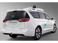 Fiat Chrysler to Provide Thousands of Chrysler Pacifica Minivans to Waymo