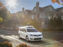 Waymo's Self-Driving Cars Becoming Smarter, More Decisive